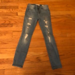 Blue jeans from PacSun